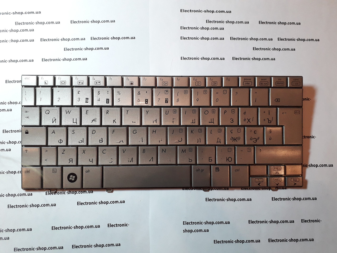 Клавиатура   HP 2133 оригинал б.у