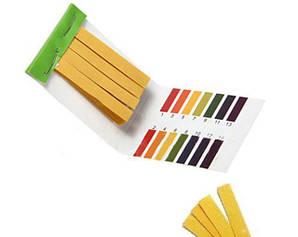 Упаковка лакмусовой бумаги (pH-тест) 1-14рН (20 пакетиков по 80 полосок ) Kelilong Electron (mdr_2224)