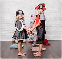 Детский карнавальный (новогодний костюм) Снегирь, фото 1