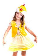 Детский карнавальный костюм Курочка/цыпленок , фото 1