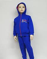 Детский вязанный костюм Чемпион