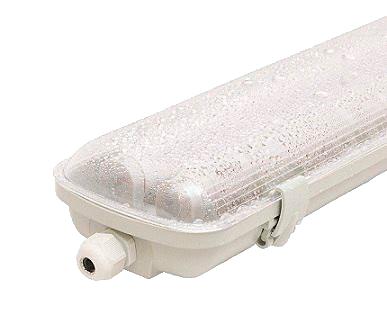Светильник промышленный LED LFB 1*1200 T8 Slim (корпус без ламп ЛПП 1х1200)