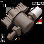 Туманообразователь-заглушка регулируемый с миникраном (5 шт), DSZ-0862