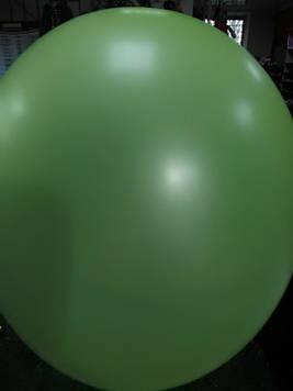 Воздушный шар 10 дюймов зеленый 1шт