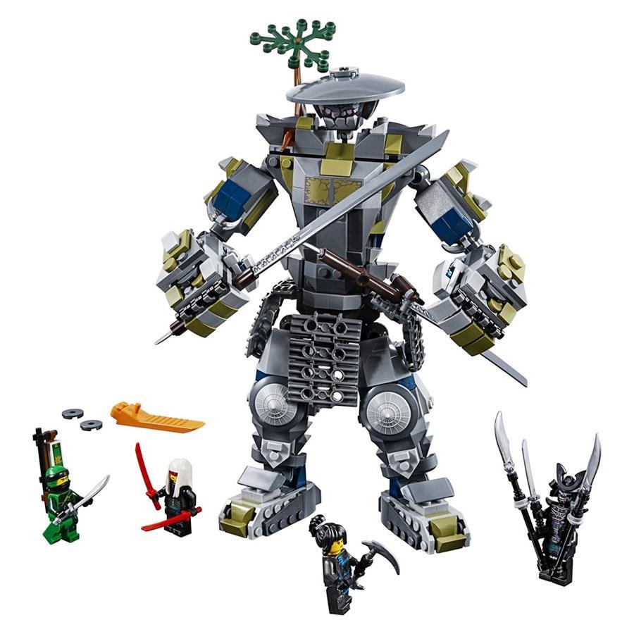 Конструктор Bela 10937 Ninja ниньзя Ninjago ниньзяго Титан Они 550 деталей