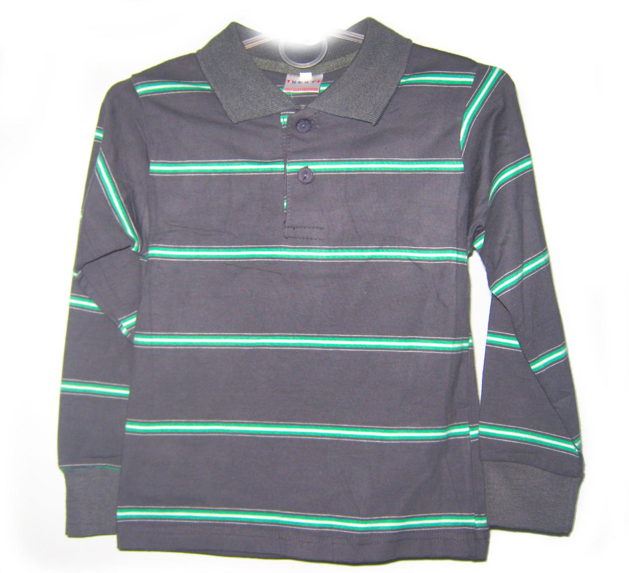 Трикотажная рубашка для мальчика Поло