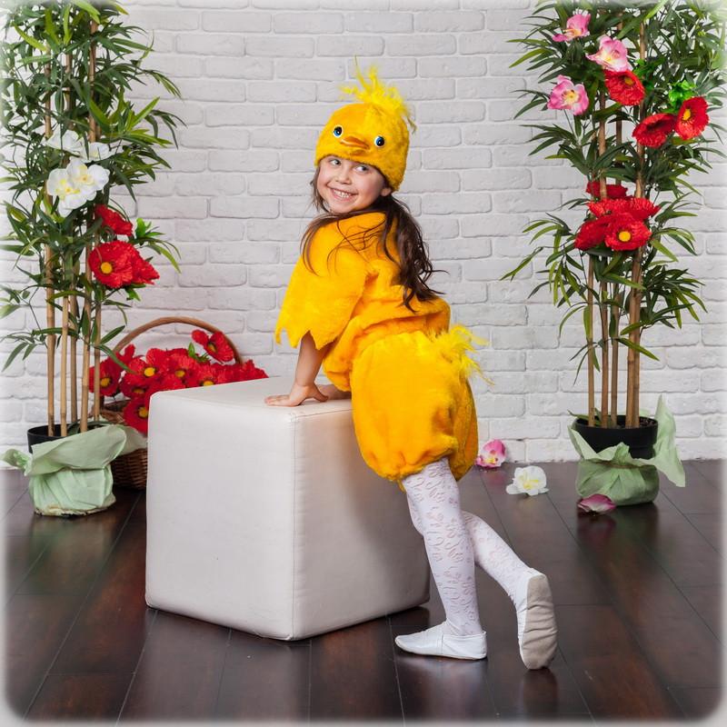 Карнавальный костюм Цыплёнок, фото 1