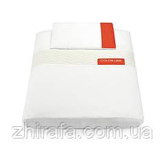 Комплект постельного белья CAM Cullami Bedding Kit Белый с красным
