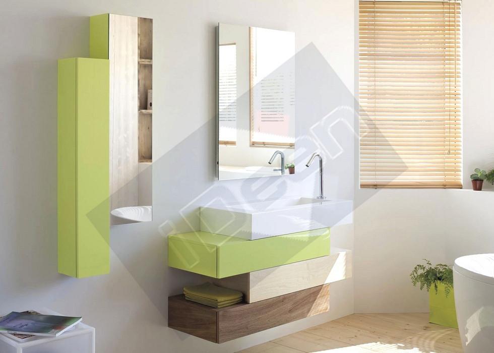 Мебель для ванной - серия 3