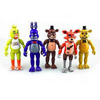 Игрушки 5 ( пять ) ночей с Фредди / Funko Five Nights at Freddy , 5 шт