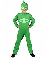Детский костюм Гекко Герои в масках для мальчиков 4,5,6,7,8 лет. Карнавальный, новогодний Супер герой 343