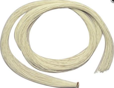 DUNLOP HE902 VIOLIN BOW HAIR Синтетический волос для скрипичного смычка, фото 2