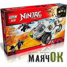 """Детский конструктор Ninja 06040 """"Титановый вездеход"""", 371 деталь"""