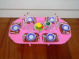 Лялькова меблі Глорія Gloria 9712 Вітальня Барбі, фото 3