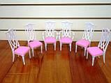 Кукольная мебель Глория Gloria 9712 Гостинная Барби, фото 4
