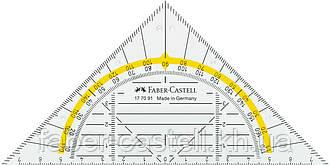 Многофункциональный треугольник Faber-Castell 14 см, 177091