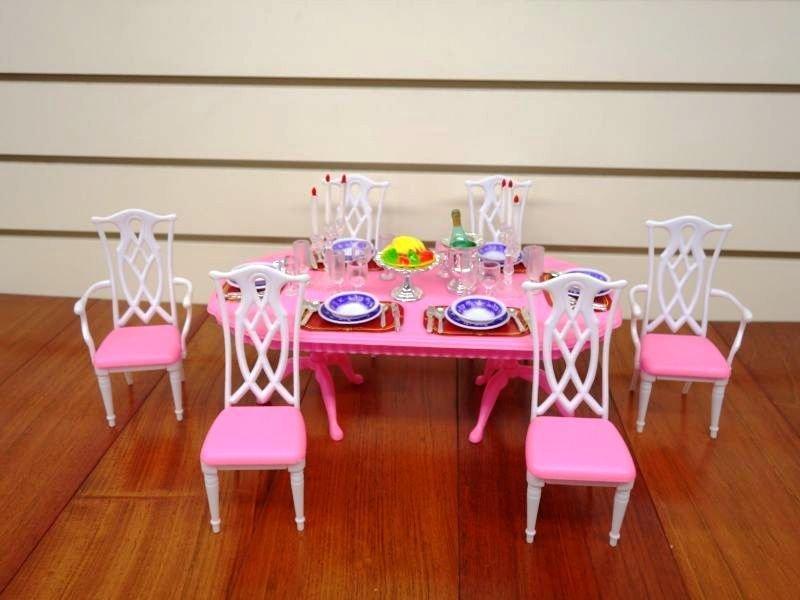 Кукольная мебель Глория Gloria 9712 Гостинная Барби