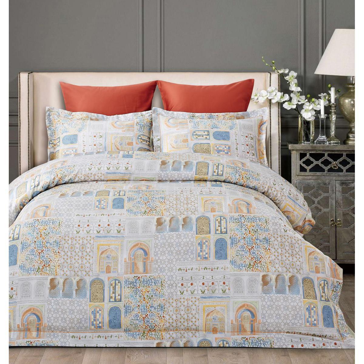 Комплект постельного белья 160х220 см Сатин-люкс Anette Fashionable Arya AR-TR1004073
