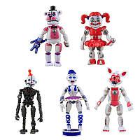 Игрушки 5 ( пять ) ночей с Фредди / Funko Five Nights at Freddy , 5шт, фото 1