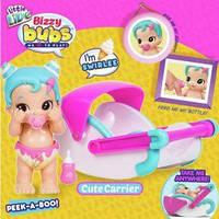 "Интерактивная куколка с люлькой, Little Live Bizzy Bubs ""Swirlee"" Moose Оригинал из США"