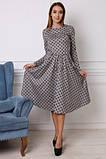 Молодёжное платье из ангоры , фото 3