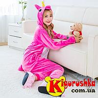 Пижама кигуруми для взрослых. Единорог радужный Rose ea2f7f0465415