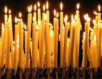 Єрусалимські свічки, магічні, ритуальні