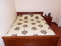 Полуторное двухслойное одеяло из овчины, фото 1