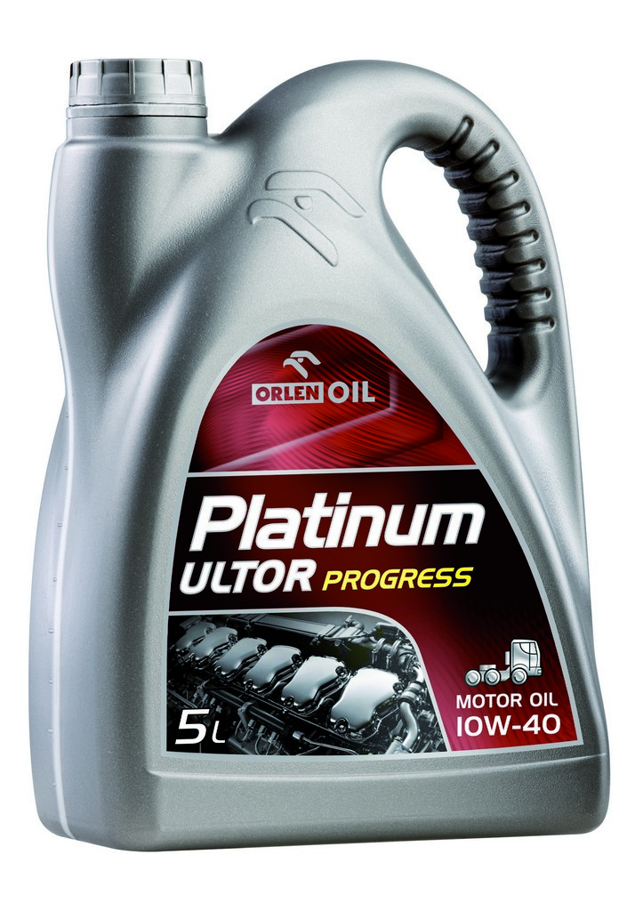 ORLEN Platinum PROGRES 10W-40 5л