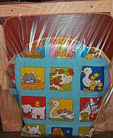 """Стульчик (столик) для кормления """"Зайчонок/Наталка"""" деревянный. Разные расцветки."""