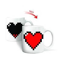 Чашка Хамелеон Like Сердце