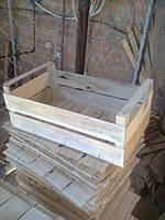 Ящики деревянный для помидор сшитый на станке CORALLI в Гнивани
