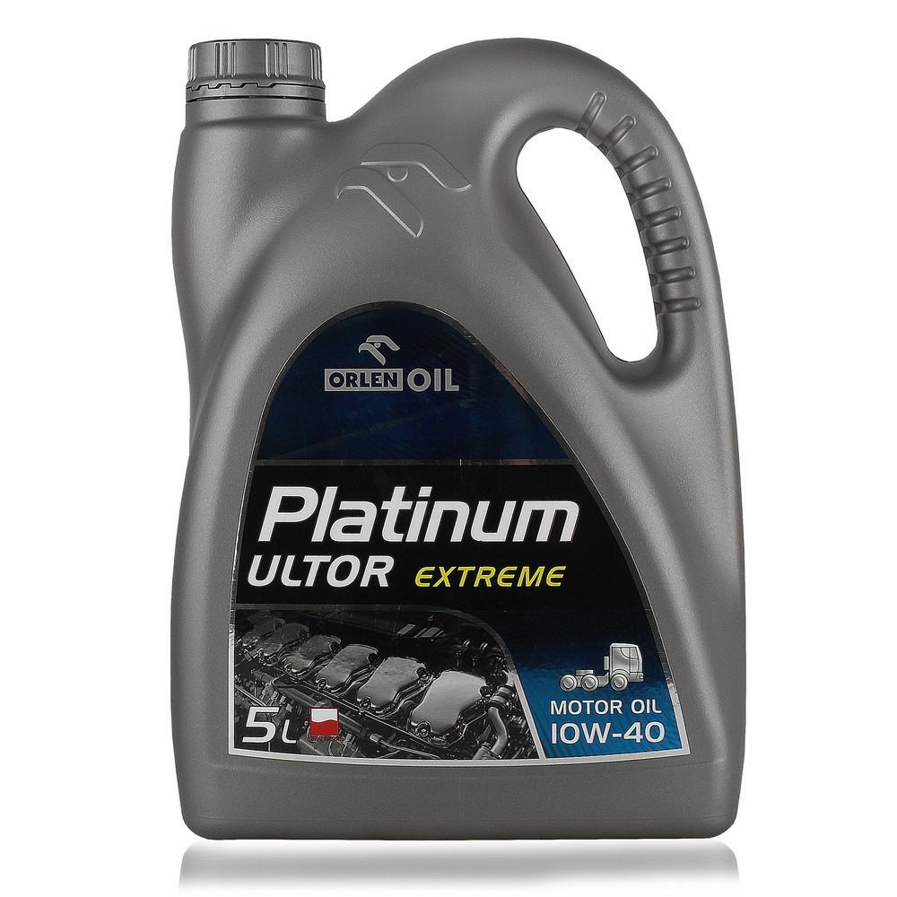 ORLEN Platinum ULTOR Extreme 10W-40 5л