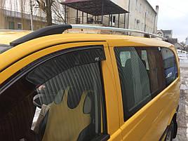 Рейлінги Хром (пласт. ніжки) - Mercedes Vito W639 2004-2015 Довга база