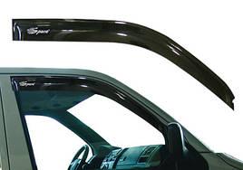 Вітровики (2 шт, Sport) - Mitsubishi Pajero Wagon III