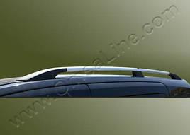 Рейлинги ХРОМ - Opel Combo 2002-2012