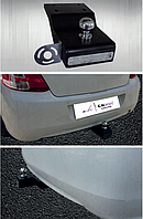 Фаркоп (ErkulAuto) - Fiat Fiorino/Qubo 2008+ гг.