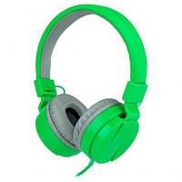 Наушники Vinga HSM035 Green New Mobile (HSM035GR)