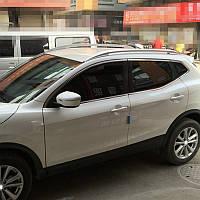 Рейлинги Оригинал - Nissan Qashqai 2014+