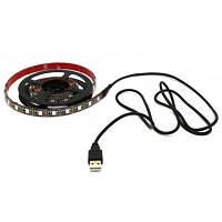 Светодиодная лента USB Светодиодная лента Single color 0.5м+0.5м ColorWay (CW-LSSC0505-002)