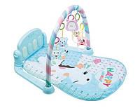 Детский коврик, развивающий коврик, игровой коврик, коврик пианино