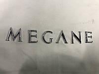 Надпись Megane (Турция) - Renault Megane II 2004-2010 гг.