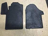 Резиновые коврики (2 шт, Stingray) - Mercedes Vito / V W447 2014+ гг.