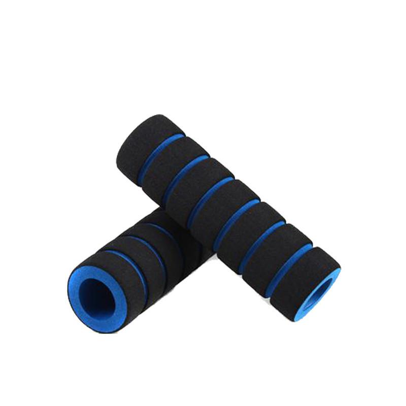 Грипсы DN-244-1 поролоновые 110 мм.