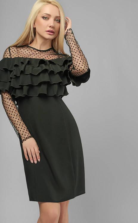 Нарядное коктейльное платье, фото 2
