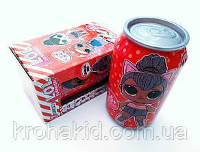 LOL баночка кока-кола / баночка Лол аналог, фото 2