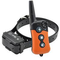 Ошейник электронный для дрессировки собак с пультом ДУ водонепроницаемый