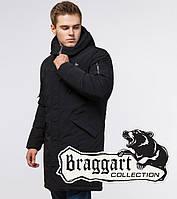 Парка зимняя мужская Braggart Arctic - 23675 черная
