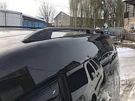 Рейлінги Skyport BLACK - Volkswagen Caddy 2010-2015 Максі база