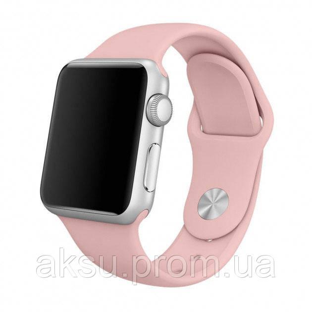 Ремешок для Apple Watch Sport Band 38 mm/40 mm (Pink Sand)